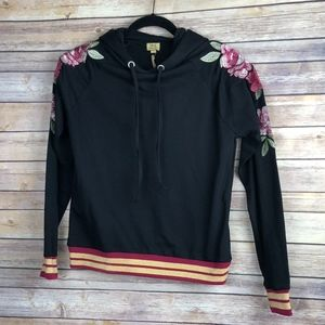 True Craft embroidered sweatshirt - NEW